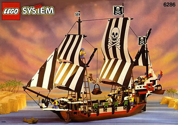 lego pirates le retour hoth bricks. Black Bedroom Furniture Sets. Home Design Ideas