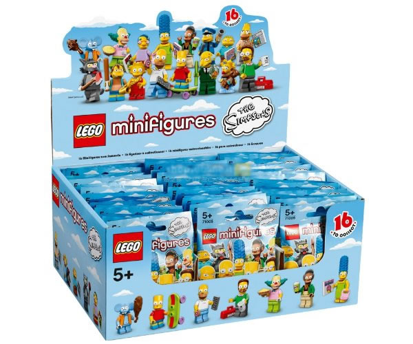 71005 LEGO The Simpsons Collectible Minifigures Series (6059279)