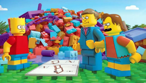 The Simpsons LEGO Special Episode