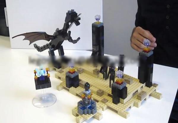 LEGO Minecraft 2014 : 21117 The Ender Dragon ?