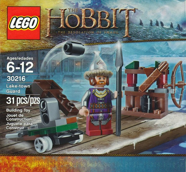 LEGO The Hobbit 30216 Lake Town Guard