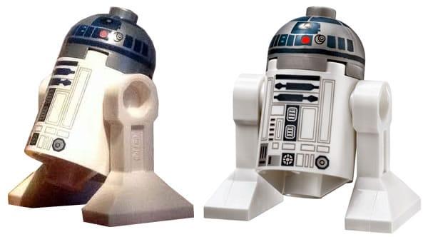 75059 Sandcrawler : R2-D2