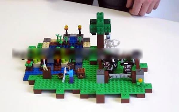 LEGO Minecraft 2014 : 21114 The Farm ?