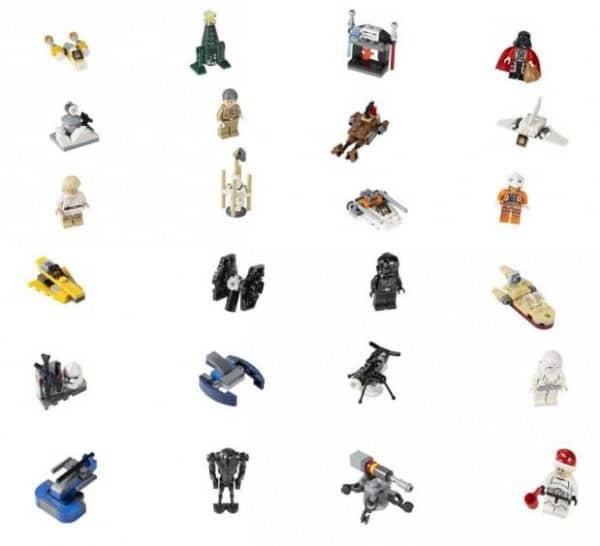 75056 LEGO Star Wars Advent Calendar 2014