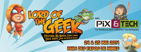 Lord of the Geek 2014