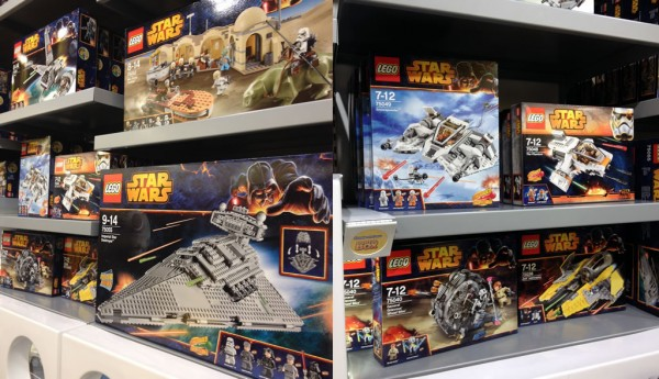 Nouveautés LEGO Star Wars 2H2014