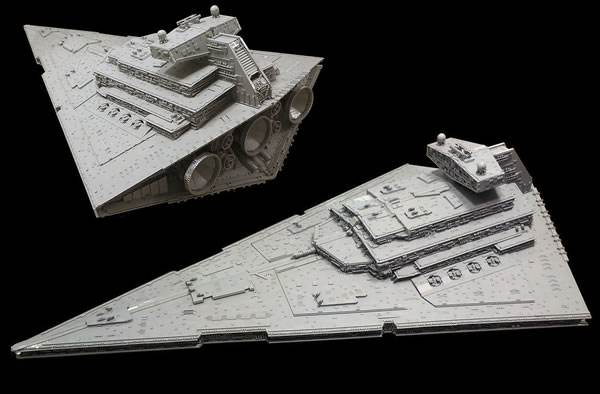 Imperial Star Destroyer par Jerac