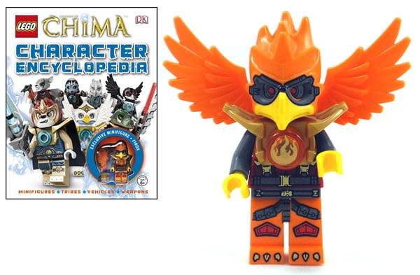 LEGO® Legends of Chima™: Character Encyclopedia