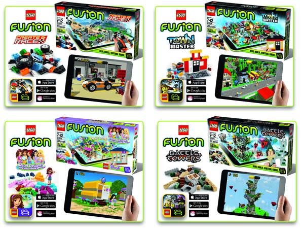 LEGO FUSION