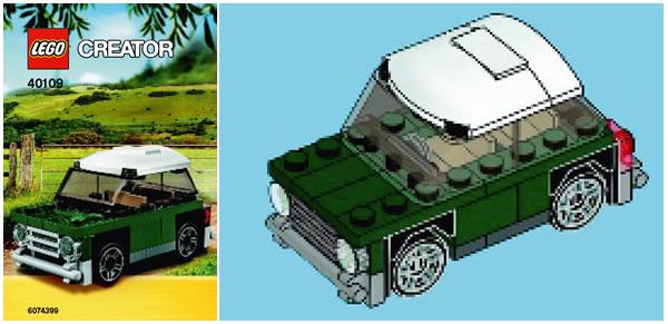 40109 Mini Cooper