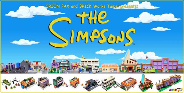 orion pax the simpsons