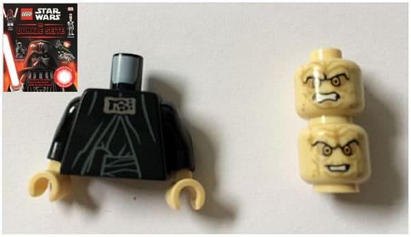 LEGO Star Wars The Dark Side :