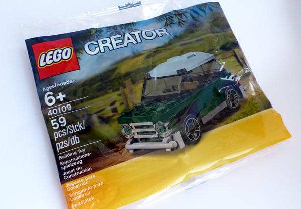 LEGO Creator 40109 Mini Cooper