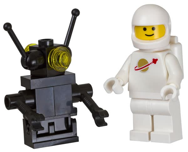 5002812 Classic Spaceman exclusive minifigure