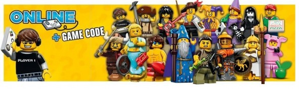 71007 Collectible Minifigures Series 12