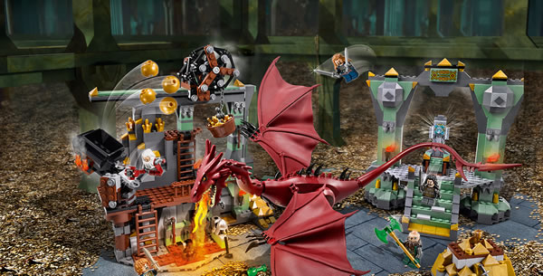 LEGO The Hobbit 79018 The Lonely Mountain