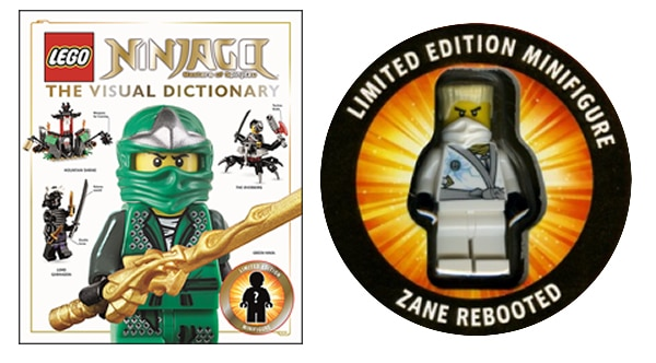 LEGO Ninjago : The Visual Dictionary