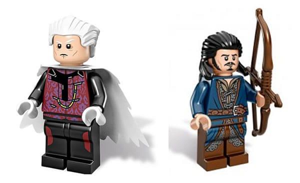 SDCC 2014 LEGO Exclusive Minifigures