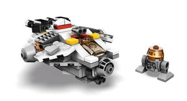 SDCC 2014 LEGO Exclusive Star Wars set : The Ghost