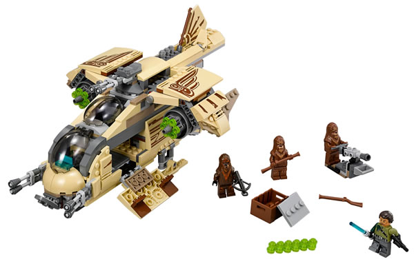 LEGO Star Wars (Rebels) 75084 Wookie Gunship