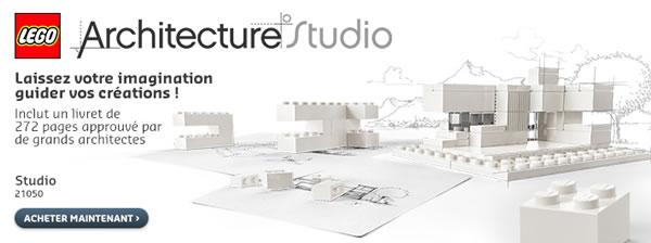 21050 LEGO Architecture Studio