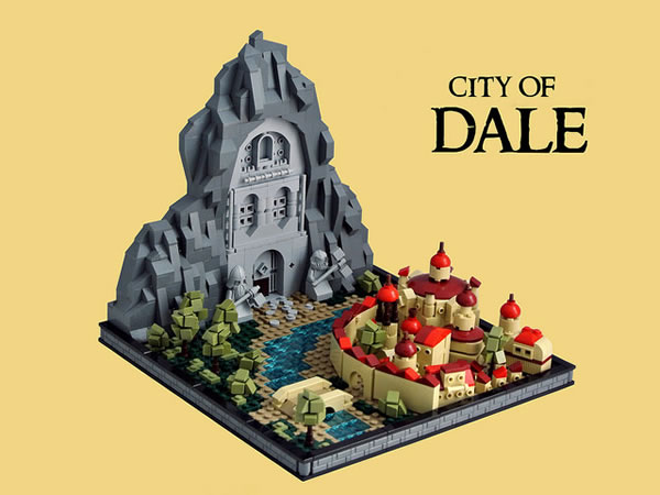City of Dale par Disco86