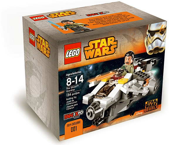 FAN Expo Canada 2014 LEGO Star Wars Exclusive