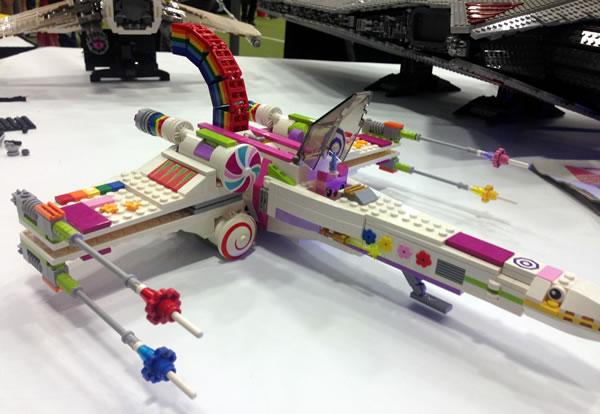The LEGO Movie / Star Wars mash-up par Chucknorris86