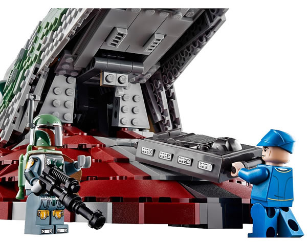 LEGO Star Wars 75060 Slave I UCS