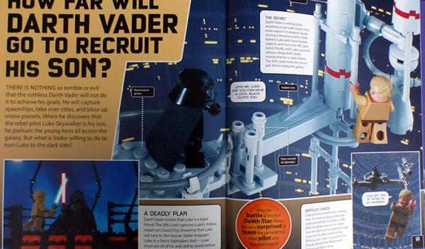 LEGO Star Wars The Dark Side