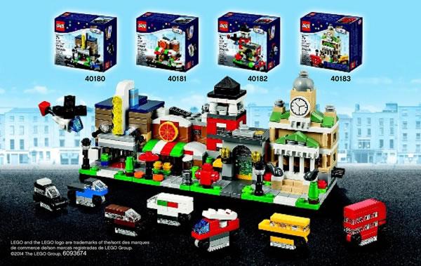 Toys R Us Bricktober 2014 LEGO promotion