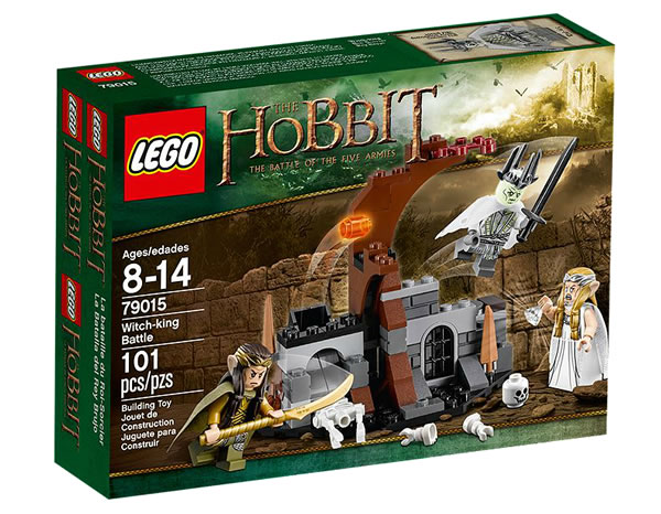 79015 Witch-king Battle