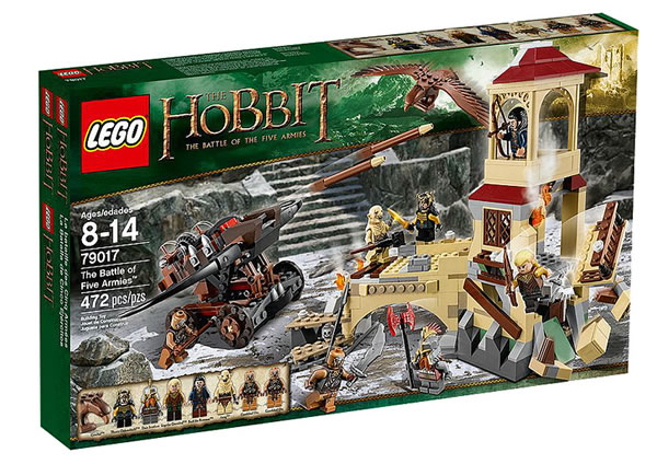 79017 The Battle of Five Armies