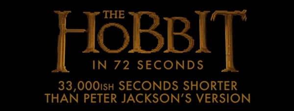 the hobbit short version
