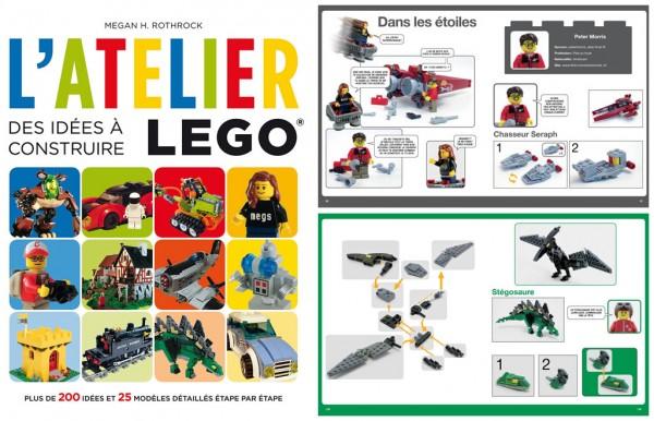L'Atelier LEGO par Megan H. Rothrock