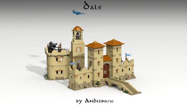 The Hobbit : Dale - LEGO Ideas