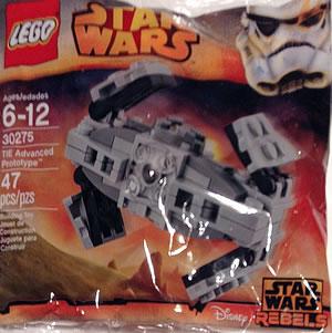 LEGO Star Wars 30275 Tie Advanced Prototype