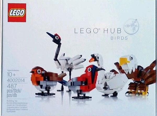 LEGO 4002014 Birds