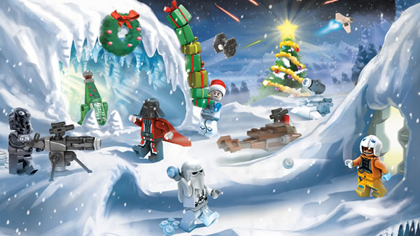 LEGO Star Wars 75056 Advent Calendar