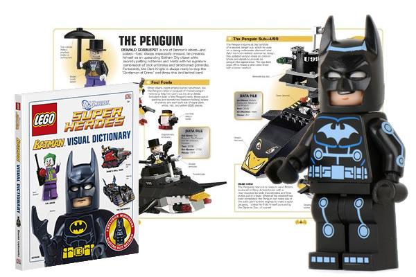 lego batman visual dictionary