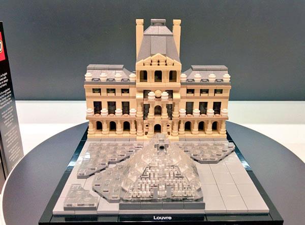 LEGO Architecture - 21024 Le Louvre