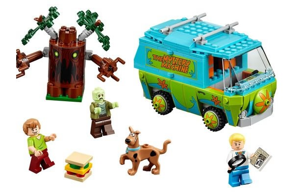 LEGO Scooby-Doo 75902 The Mystery Machine