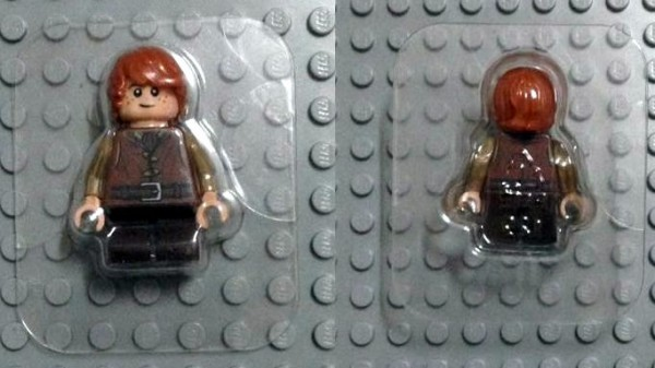 LEGO The Hobbit : Bain exclusive minifigure