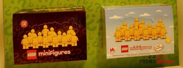 LEGO COllectible Minifigures Series