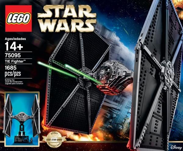 75095 UCS Tie Fighter