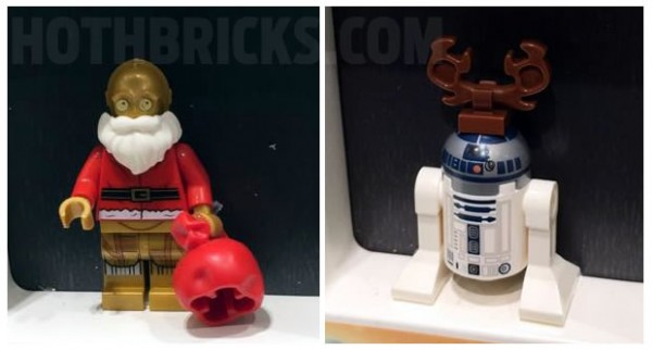 75097 Star Wars Advent Calendar 2015