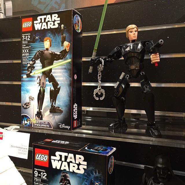 [Produits] Des Figurines d'Action LEGO Star Wars prévues pour l'automne 2015 ! 75110-luke-skywalker