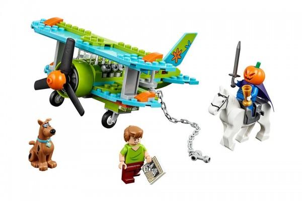 75901 Mystery Plane Adventures