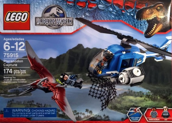 75915 Pteranodon Capture