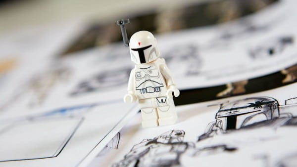 LEGO Star Wars Character Encyclopedia : Updated and Expanded